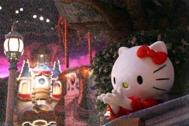 """与""""HELLO KITTY""""一起展开日本梦幻之旅"""
