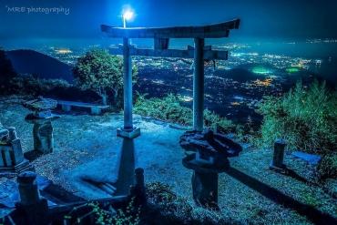 日本6大無比神秘「天空神社」! 全景視野絕景令人讚嘆不已