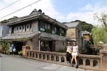 下田、黑船开港与佩里之路 穿梭在日本历史之中<台湾留学生的日本游记③>