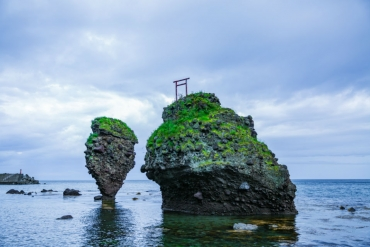 6 unique Torii gates in interesting places