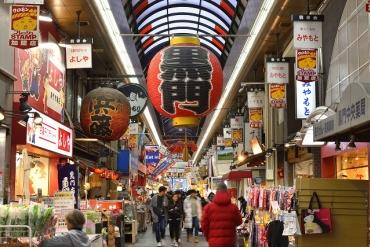 【日本。大阪】黑門市場,爆紅秘密大公開