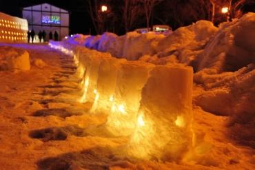 就是要給你雪地燈飾秀!日本十和田湖冬物語5大看頭