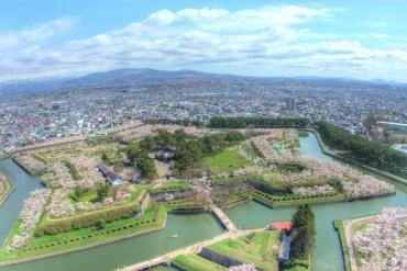 6 Lokasi Bunga Sakura Terindah di Hokkaido