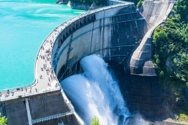 以「日本第一○○」自豪! 令人想親眼一睹的5大絶景水壩