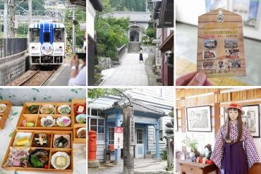 搭乘美食寒天列車前往! 在岐阜縣「日本大正村」體驗大正浪漫之旅