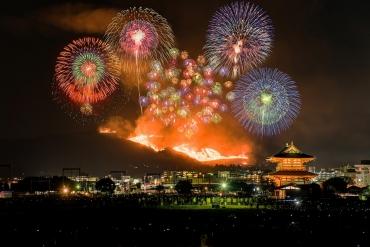 冬季夏季煙火大不同! 精選日本5大冬季煙火絕景