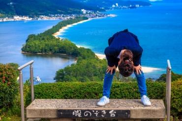 日本三景之一「天橋立」四大鑑賞方式 & 四季絕景