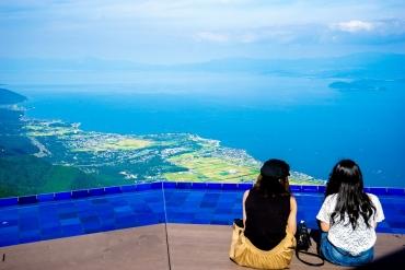 空中特等席! 坐享日本5大壯闊視野的觀景台賞絕景~