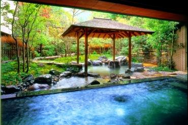 住進日本療癒庭園! 特搜10大絕美庭園旅館
