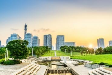 【東京近郊】深藏不露!大隱隱於市中的美麗公園