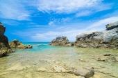【渡嘉敷島】世界を虜にする「ケラマブルー」の海で、ウミガメと泳ごう!