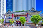 繁華街道就是美術館!走訪東京精華地帶「銀座」5大特色建築