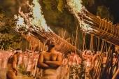 """Lễ hội lửa lớn Oniyo! Đầy khí chất hùng dũng """"Đêm quỷ hỏa Tamataregu"""" tại Shizuoka"""