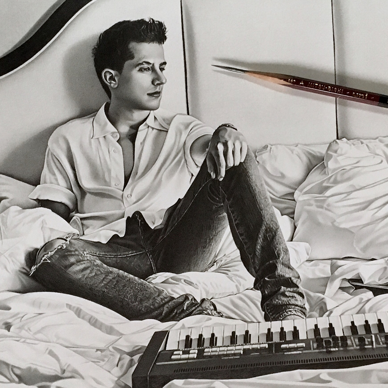 Too real to think of drawn by a pencil! A Pencil drawing