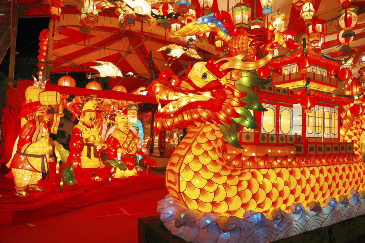 长崎元宵节