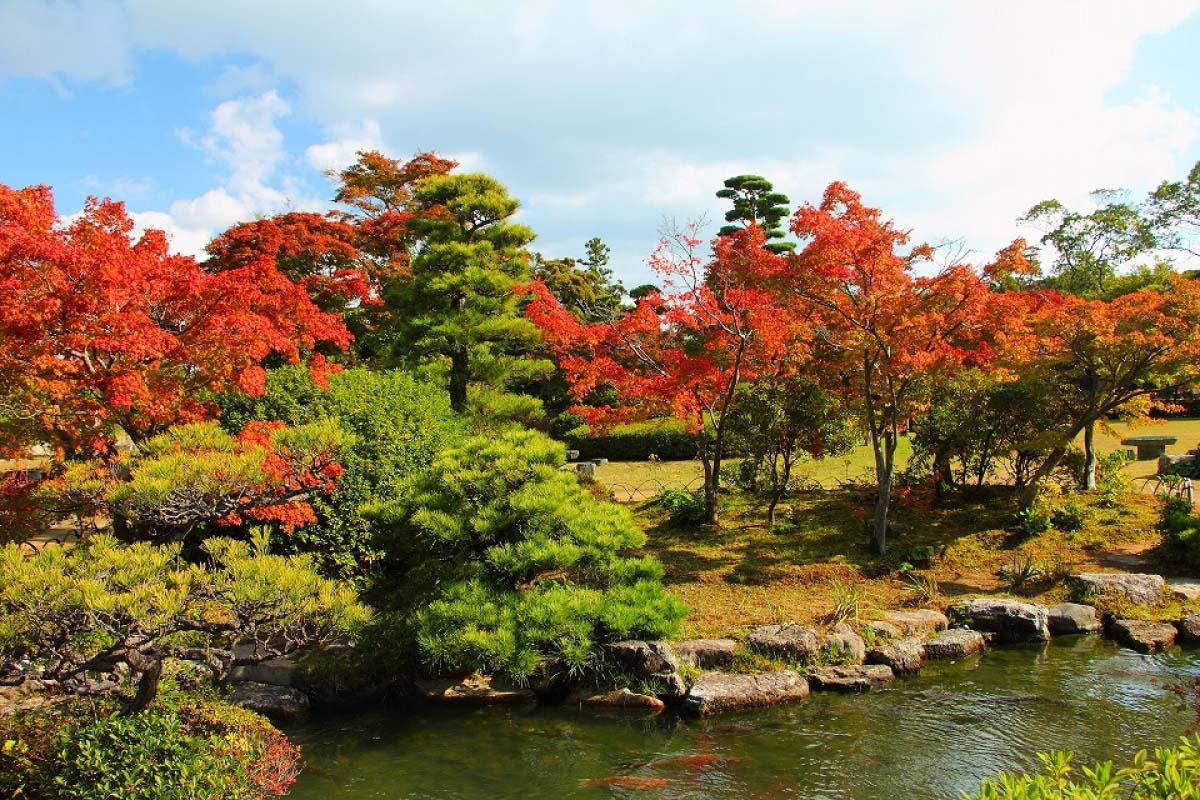 Vườn Chofu