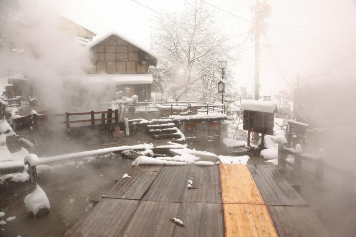 野澤溫泉外湯巡禮