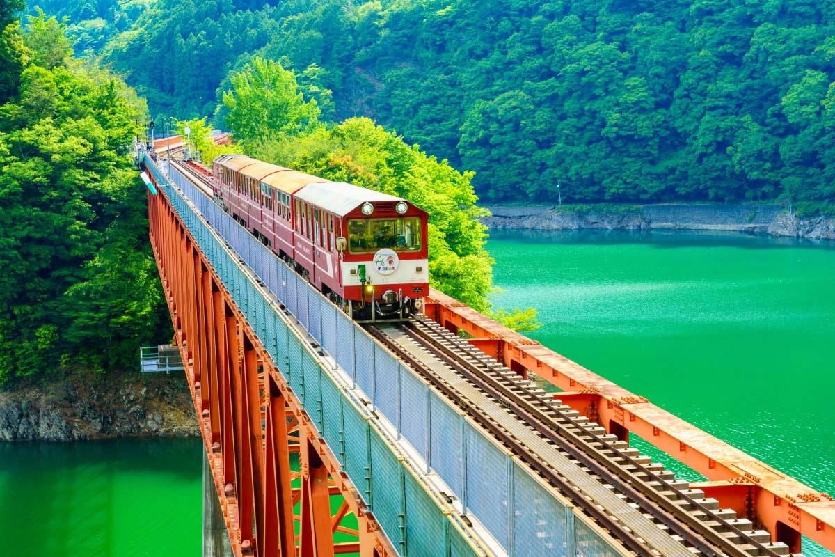Tuyến đường Oigawa