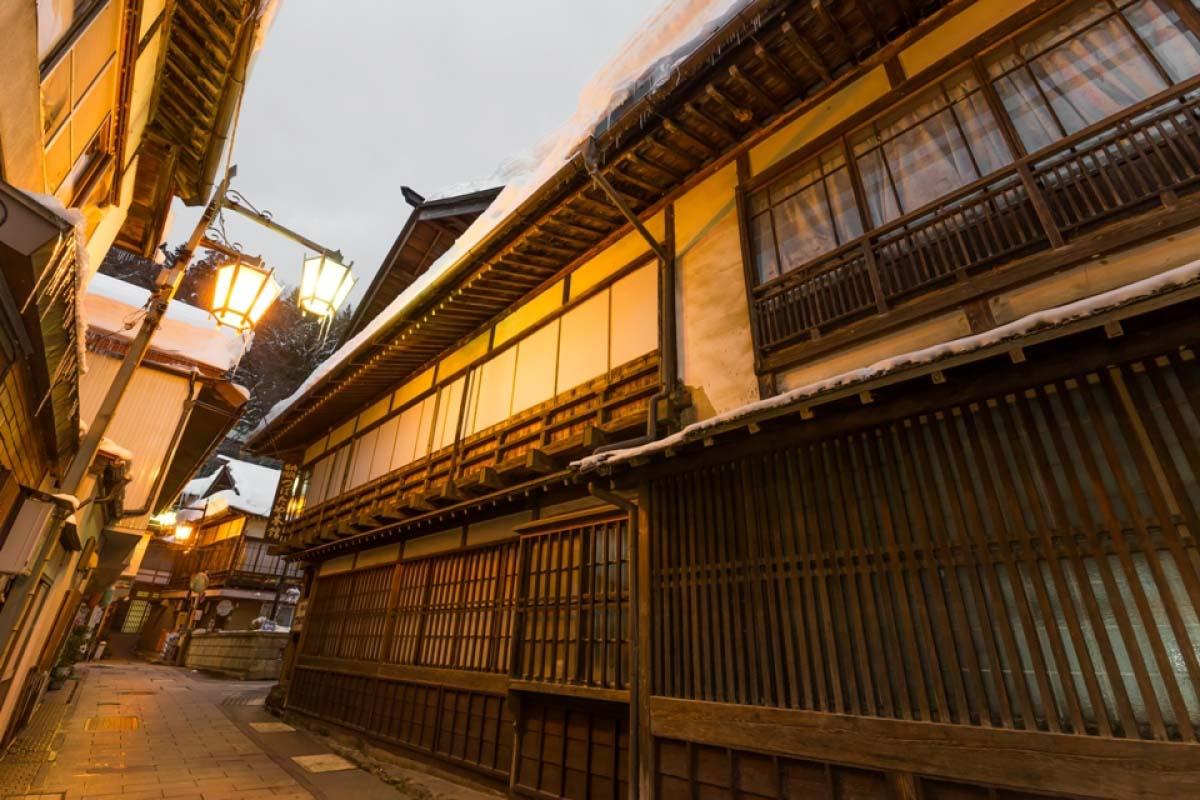 Shibu Onsen (Hot Springs)