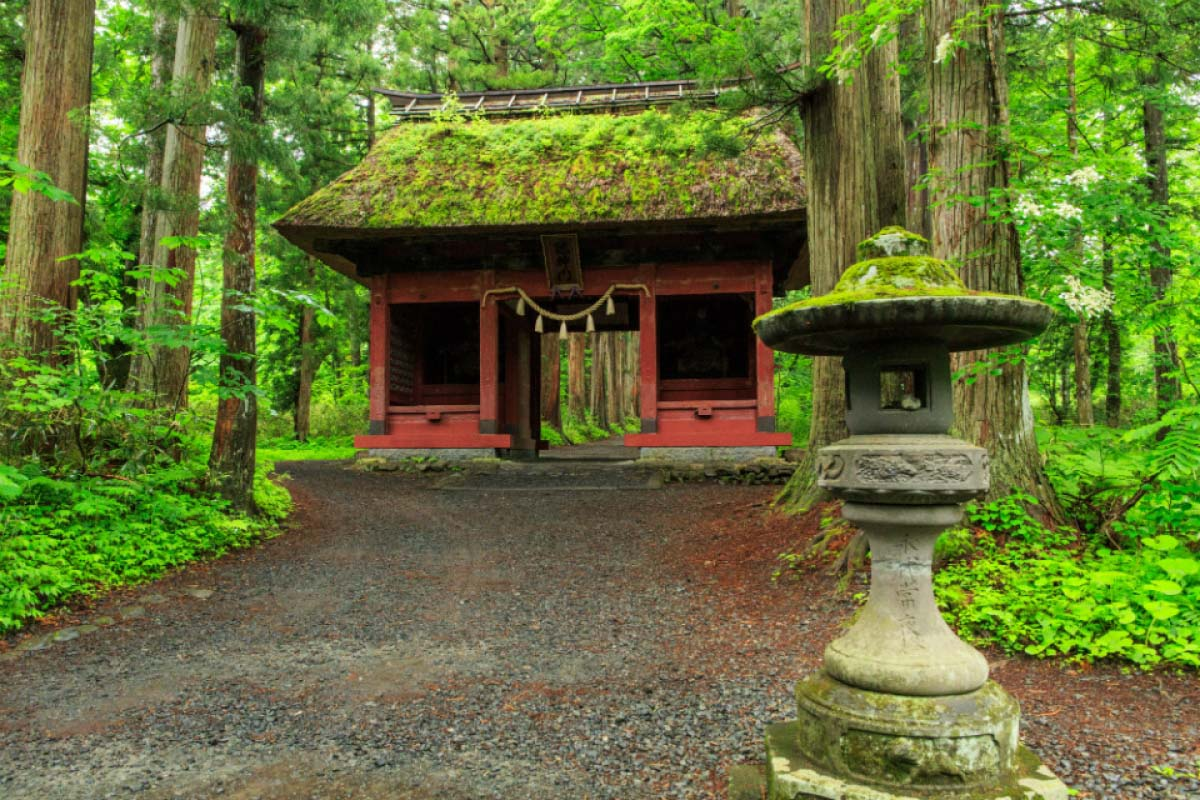 Togakushi Shrine