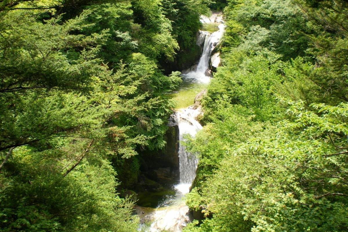 Ojiragawa Valley