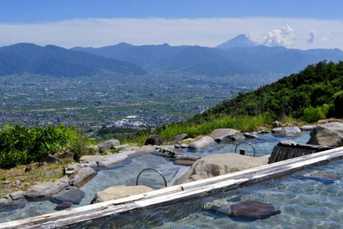 Hottarakashi Onsen (Hot Springs)