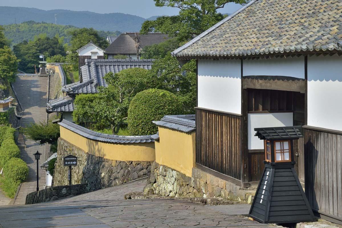 Thị trấn thành Kitsuki