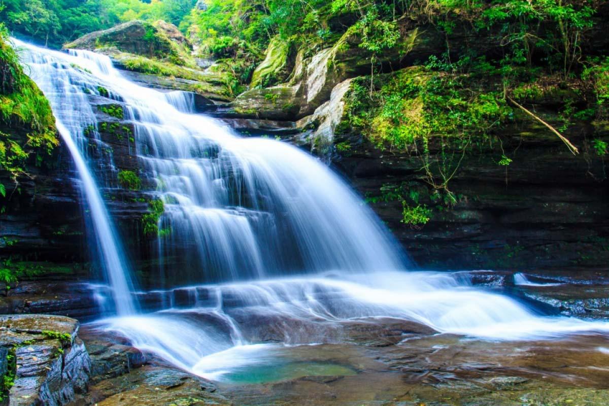 Tsugane Otoshinotaki Waterfall
