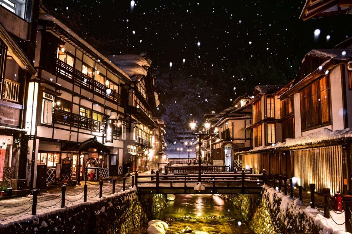 銀山温泉の絶景 Zekkei Japan