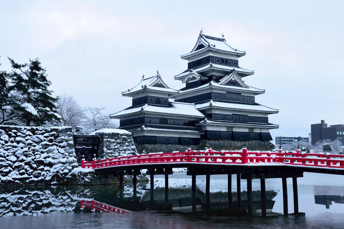 Matsumoto-jo Castle
