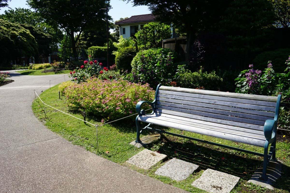 Harbor View Park (Minato-no-Mieru Oka Koen)