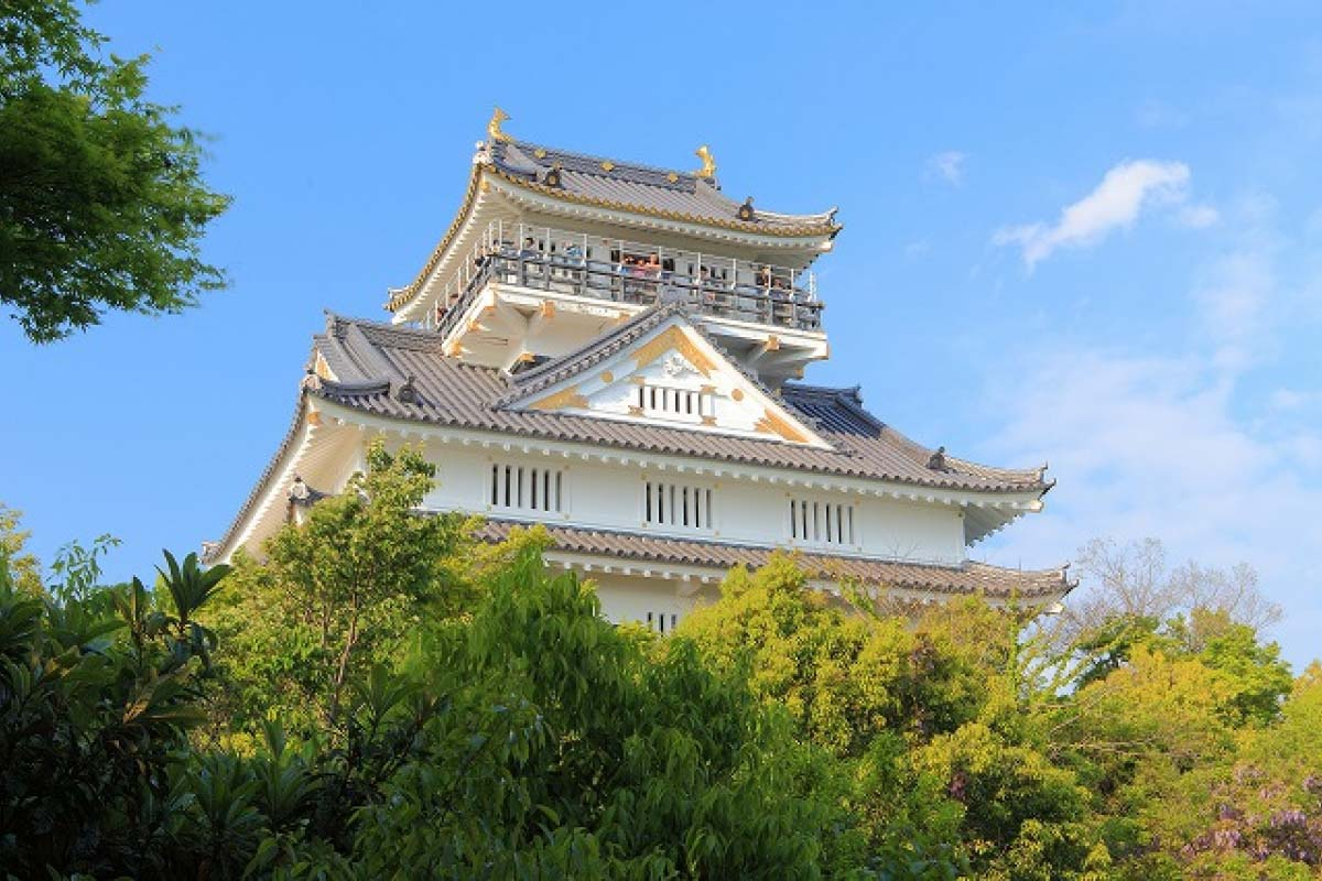 岐阜城の絶景|ZEKKEI Japan