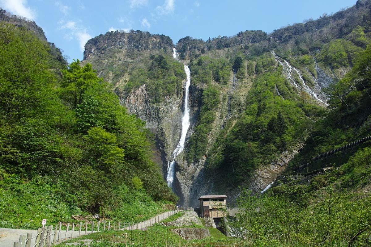Hannoki Falls
