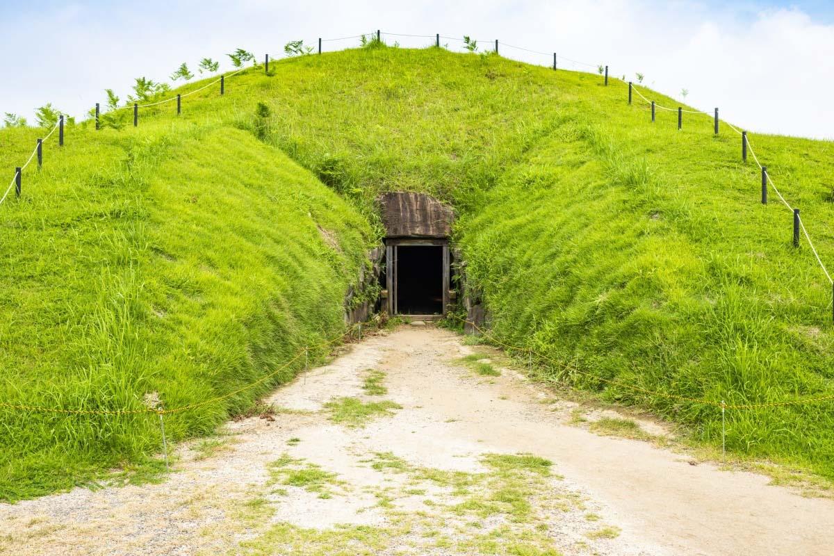 Saitobaru Burial Mounds