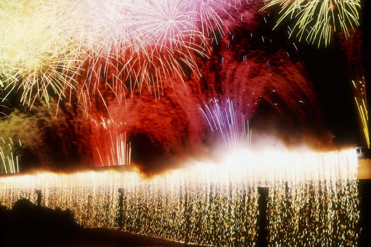 長岡祭大型花火大會