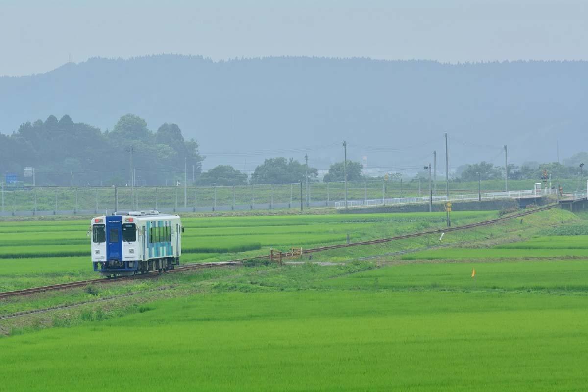 Yuri Kogen Railway