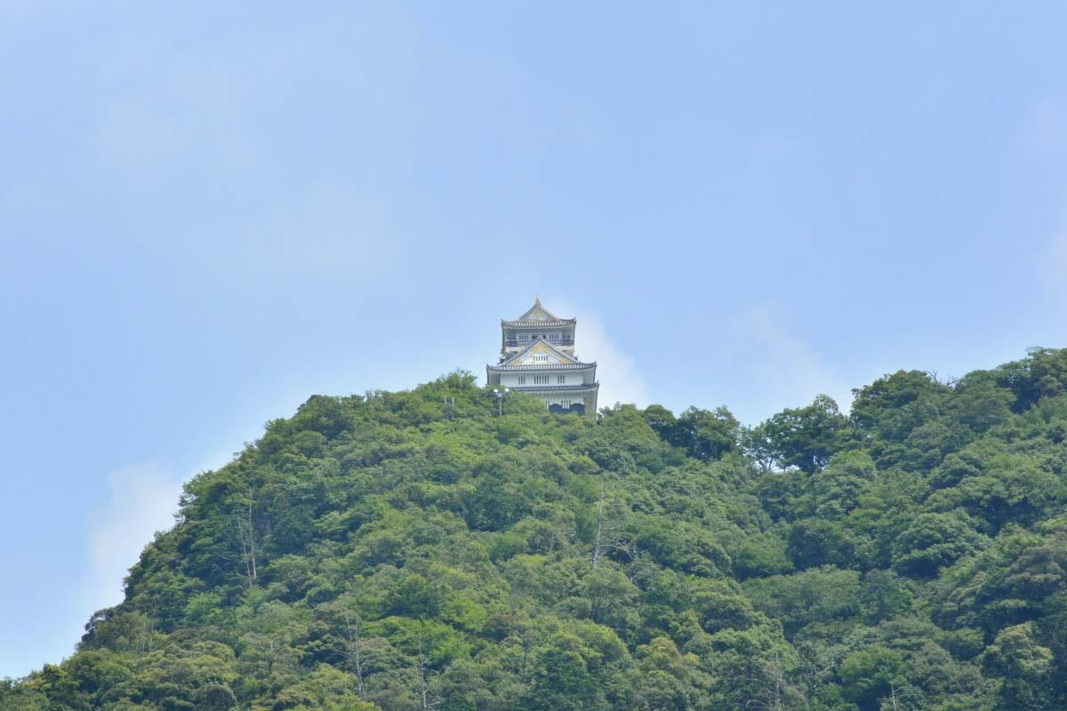 Mt. Kinkazan