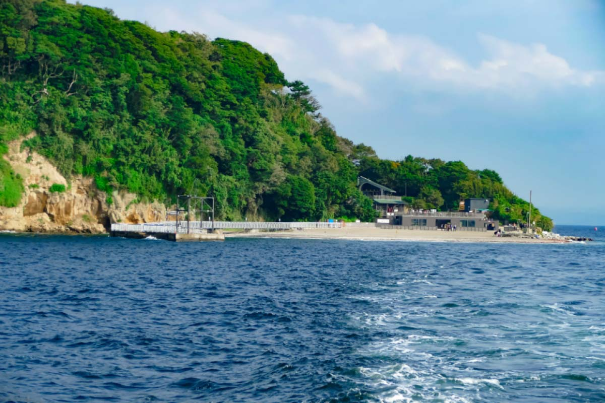 Sarushima Island