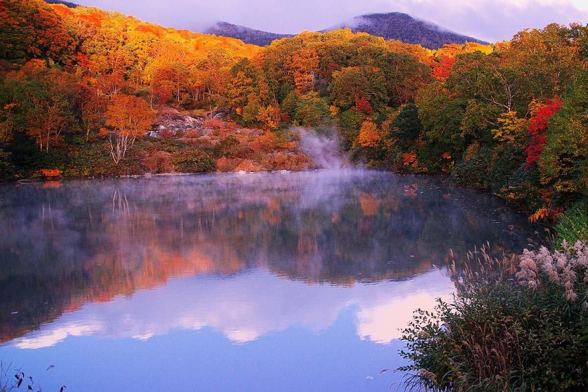 Jigokunuma Pond (Hell Pond)