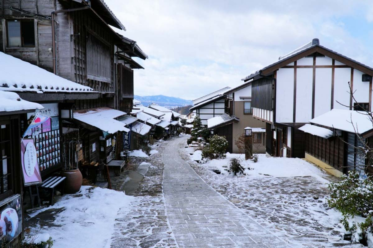 Magome-juku Historic Post Town