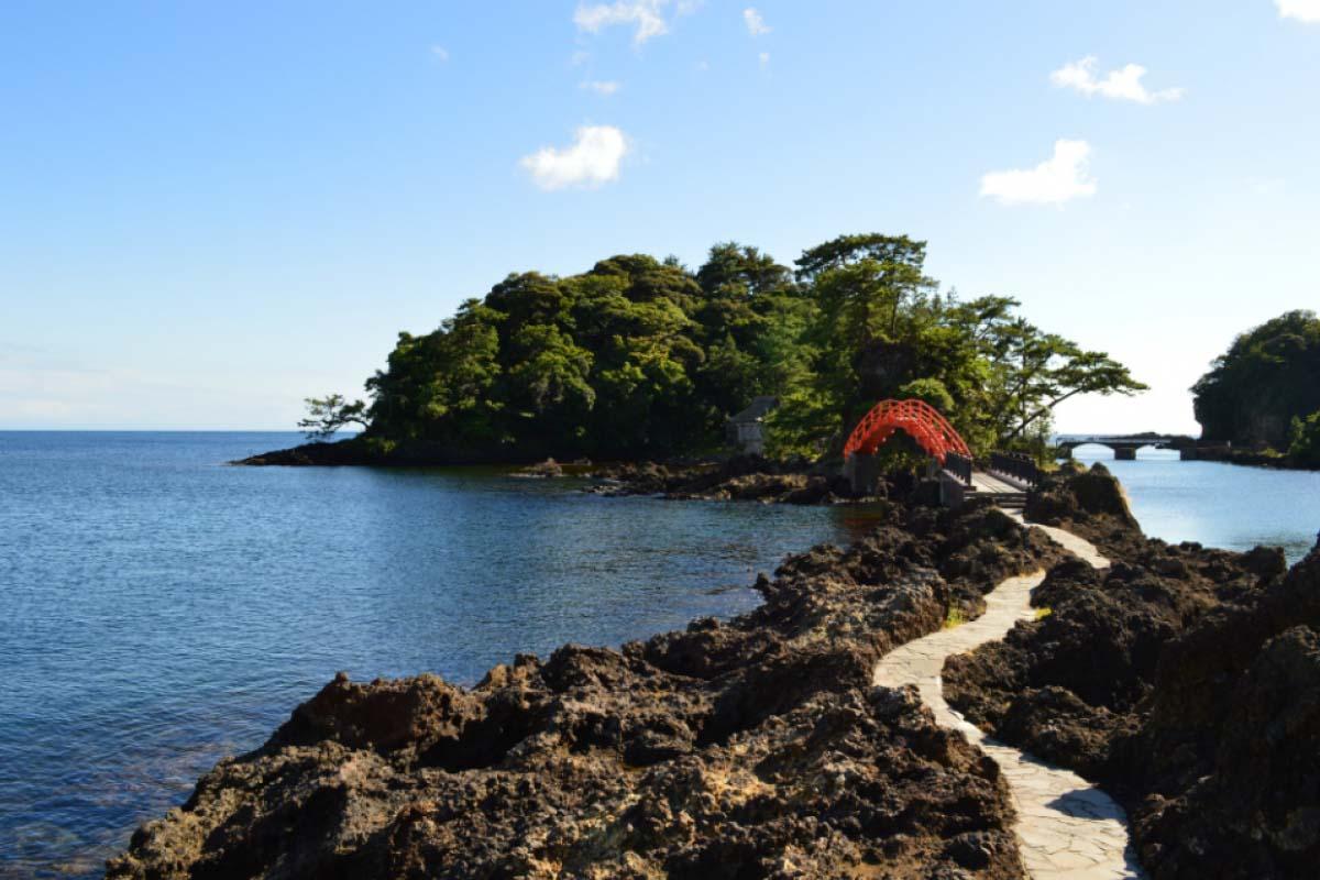 Yajima and Kyojima Island   ZEKKEI Japan