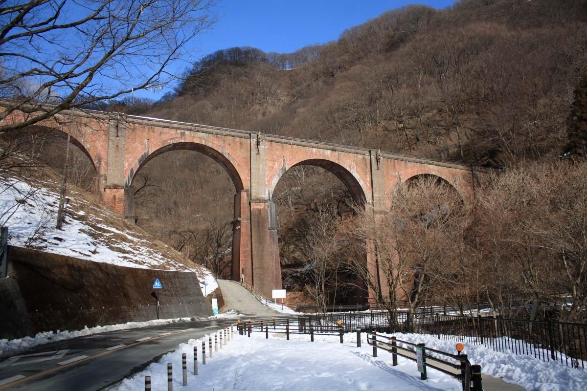 碓氷第三橋梁