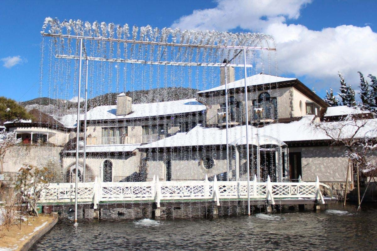 Hakone Venetian Glass Museum