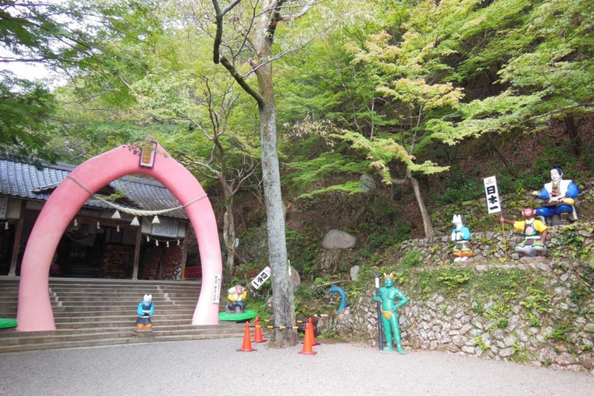 Momotaro Shrine