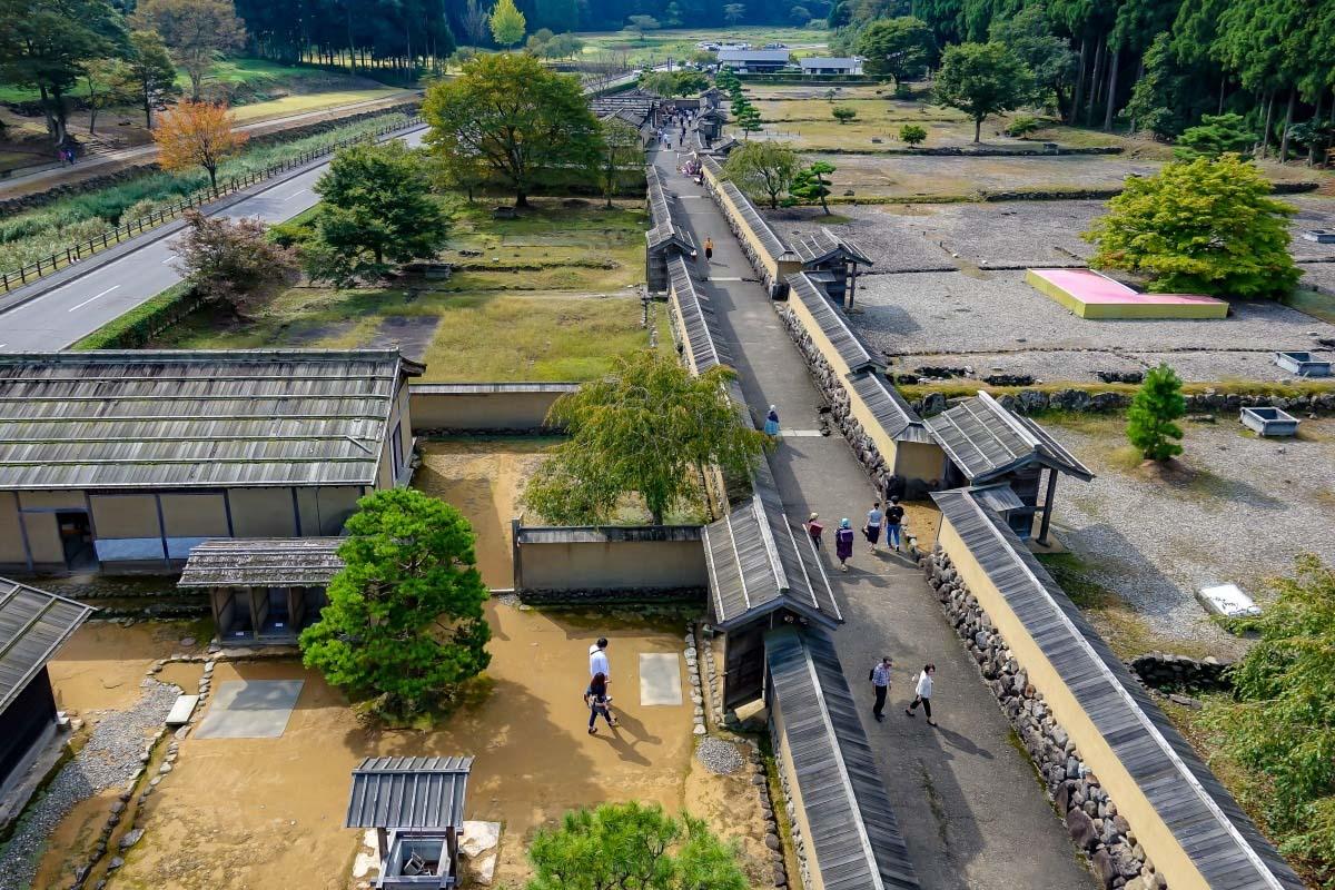 Ichijodani Asakura Clans Ruins