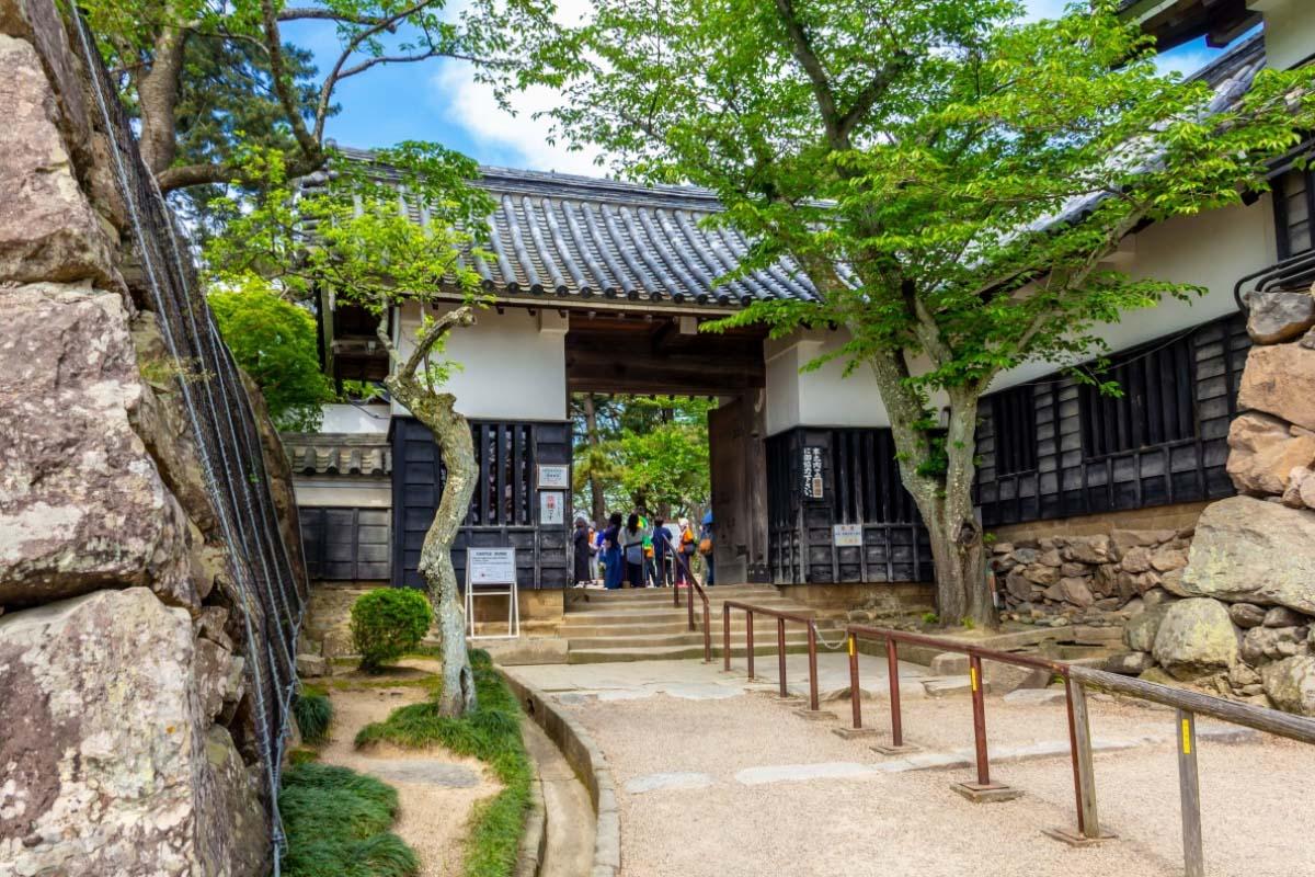 Lâu đài Matsue