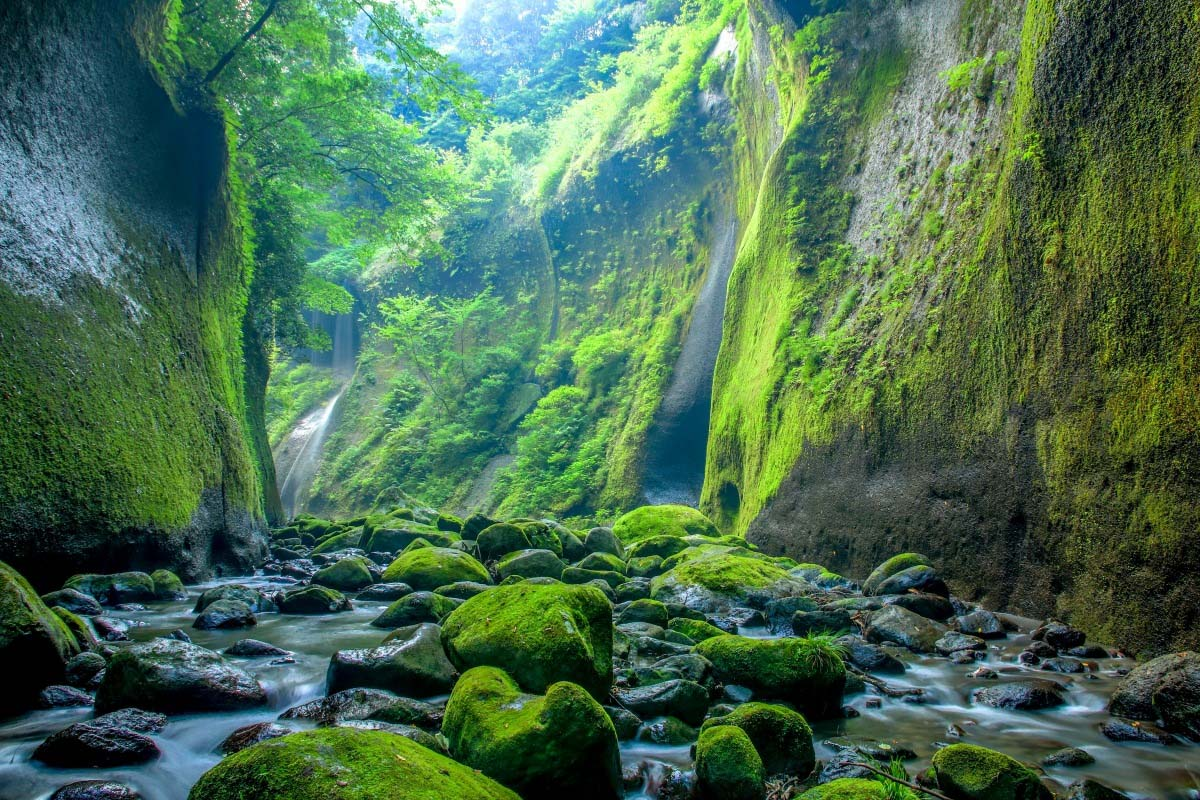 Hẻm núi Yufugawa