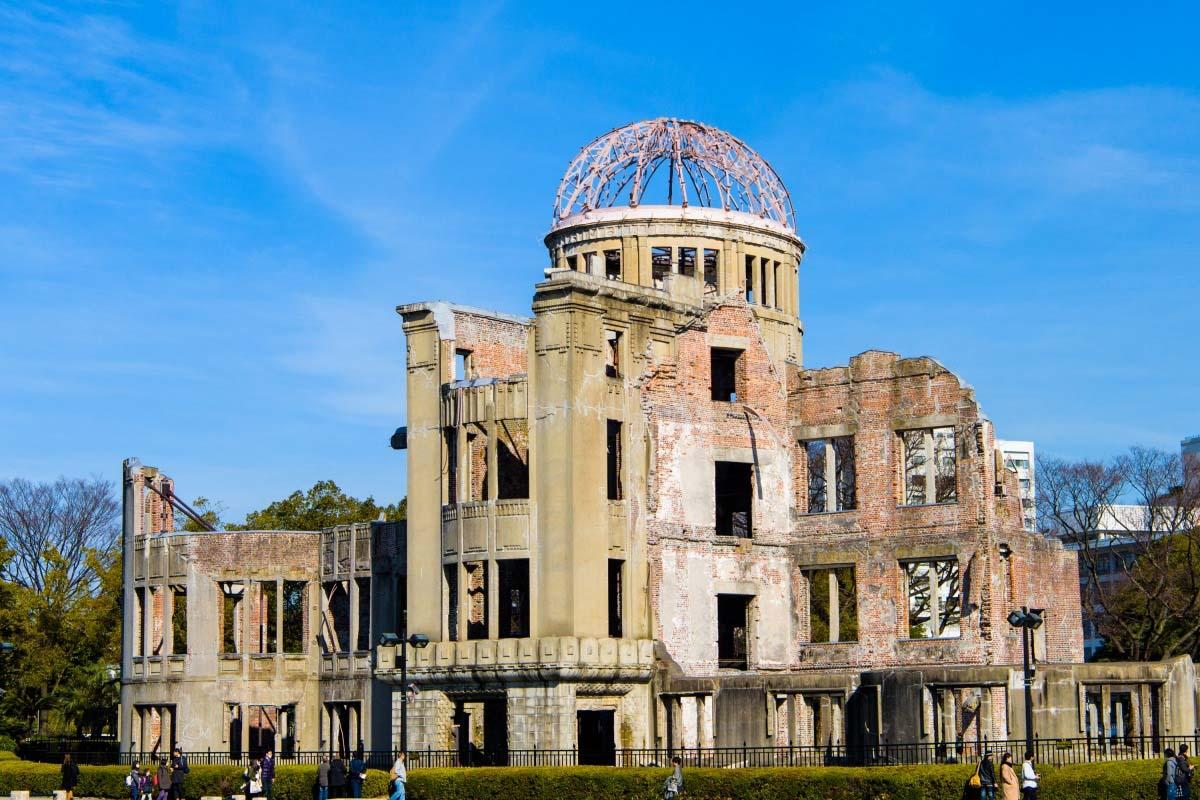 Atomic Bomb Dome | ZEKKEI Japan