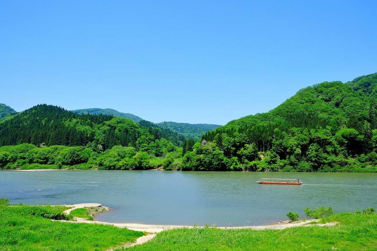 Mogamikyo Furusato Village