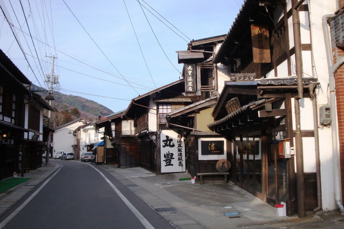 Kiso-Hirasawa